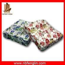 High quality best sell 100% cotton European cushion cover