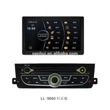 PENHUI Car DVD GPS for Renault Koleo 2009-2014