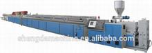 Wood Plastic Composite Machine Use Recycled Plastic (pp Pe Pvc)+wood(rice,Husk,Sawdust)