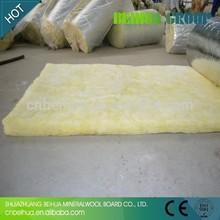 glass wool heat resistant glass wool felt wall covering