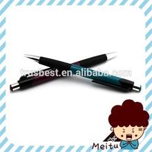 TP-09 best selling promotion advertising simple slim ballpoint pen plastic ball pen