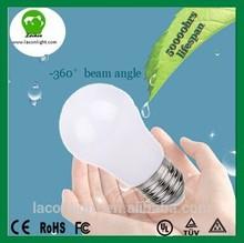 Commercial led lamp Cob Filament Led Bulb 6w E27 E26 B22 120lm/w Whole Glass Without Plastic Euro certificate