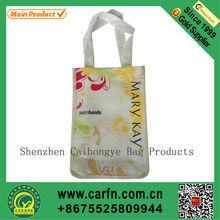Fashion Customized Charming Non Woven T Shirt Bags