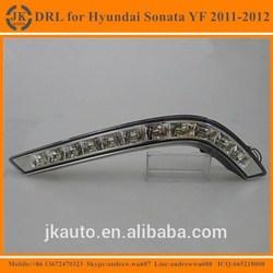 Factory Price High Lumen LED DRL for Hyundai Sonata YF Hot Selling LED DRL for Hyundai Sonata YF 2011-2012