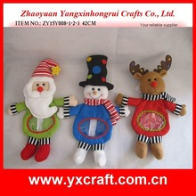 Christmas candy bag ZY15Y008-1-2-3 42CM - xmas tree decorations