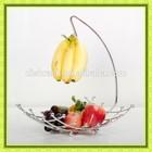 2014 Fashion Home Decor Gift Basket,Wire Fruit Holder,Hanging Metal Wire Fruit Basket