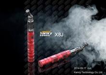 wax electronic cigarett x8J,bottom button,adjustive voltage