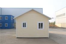modular open side luxury residential prefabricated houses