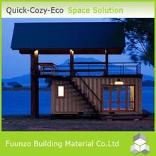 New Style Demountable Prefab Beach Home