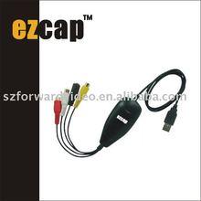 Easycap video capture card
