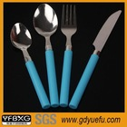 Plastic Handle Stainless Steel Dinnerware