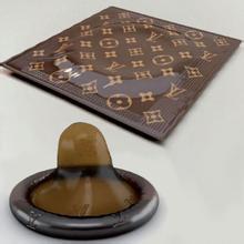 customized male silicone condom