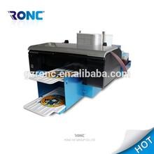 Guangzhou Supply cd/dvd printer automatic l800 inkjet