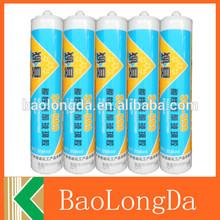 high strength acidic silicone sealant low modulus acidic sealant