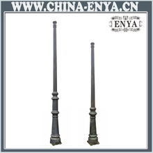cast iron outdoor lamp post