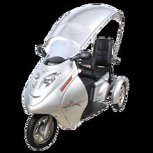 dc motor for electric auto rickshaw