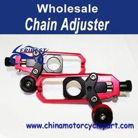 Cnc Aluminum Chain Adjuster For Suzuki Gsxr 600 Gsxr 750 2008 09 2010 FCASU001