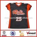 Spandex vimost uniformes de futebol americano/full custom futebol unifrom