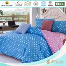 wholesale polyester filling cotton bedding set