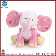 plush elephant fluffy plush stuffed toy elephant