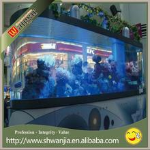 Acrylic large fish tank aquarium fish tank coffee table fish tank for sale