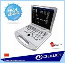 Médica pediátrica equipo y color doppler del ordenador portátil DW-C60