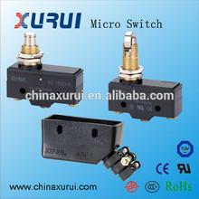 mini waterproof push button switch / zippy limit switch & micro switch / 15a micro switch high temperature