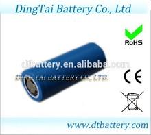 High power LiFePO4 26650 battery 3500mah 3.2v battery cell