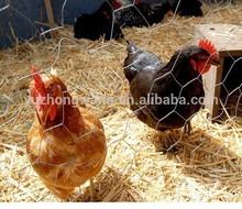 Plastic vinyl coated (PVC) heavy duty chicken wire netting