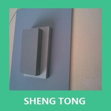 Low water absorption hard PVC boards from China manuafactors