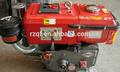 Pequeño diesel refrigerado por agua del motor 12 hp motor diesel