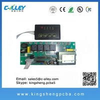 Kingsheng PCBA PCB Board for electric fireplace insert electrical fireplace printed circuit board