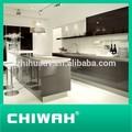 los diseños simples modernos gabinetes de cocina