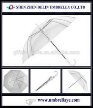 Auto open high quality hot sale wholesale parapluie transparant
