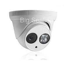 Wide Angel 2.8mm Popular Dome Surveillance Camera CCTV 1200tvl