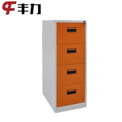 High-tech powder coating fire resistant filing cabinet