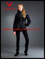 Corto con estilo blazers para las para mujer