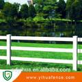 la ferme de clôture en plastique cheval