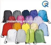 cheap shoe bag,recycled polyester shoe bags,promo drawstring shoe bag