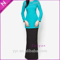 2015 new model baju muslim modern