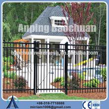 Vente en gros barriere metal jardin achetez les for Barriere metal jardin