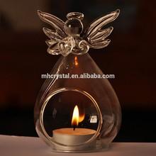 Glass Angel Vase Open MH-12662