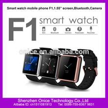 Bluetooth camera smart hand watch mobile phone 1623