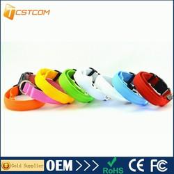 PC004-9 hot sale customize flashing led dog collar leashes