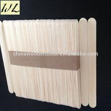 manufacturer competitive price brich 93cm wooden ice-cream stick