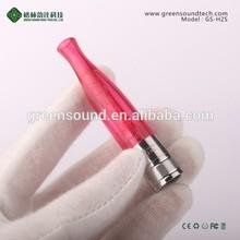 Dual Heating Clearomizer GS H2S electronic cigarette dual rebuild cartomizer