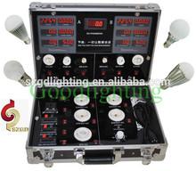 Goodlighting led testing equipment multi-function aluminum led demo case for testing tubes