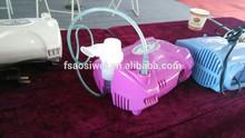 médico nebulizador mini piezas nebulizador de aire para uso en el hogar nebulizador portátil