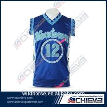 Basketball Uniform Images of Sublimation
