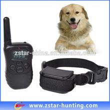 Hot seller Waterproof Remote Control 300 Meters Pet trainers Rechargeable